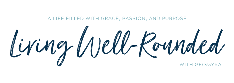 Living Well-Rounded: The Blog